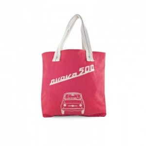 borsa-fiat-500-in-canvas-rossa-fronte